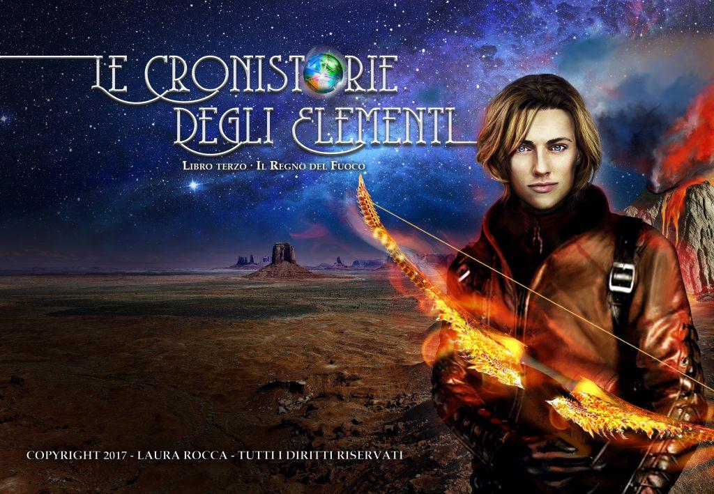 Il Regno del Fuoco - Le Cronistorie degli Elementi saga