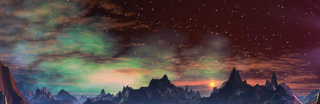 Background Regno del Vuoto