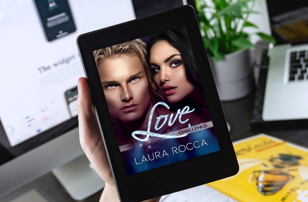 Love Challenge di Laura Rocca - Romanzo interattivo