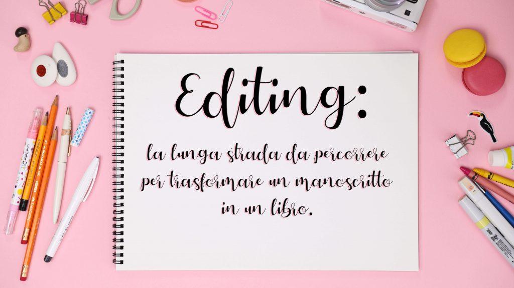 Editing - Laura Rocca Autrice