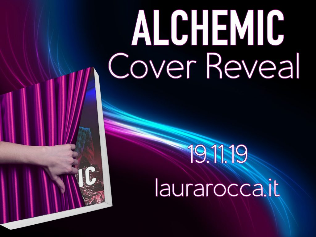 Alchemic Cover Reveal